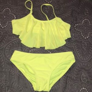 Old Navy Swimsuit Set